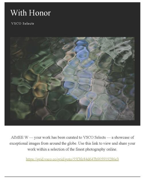 VSCO Selects 1